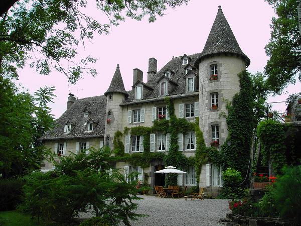 Château de Courbelimagne